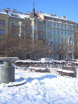 V zimě roku 2019 (autor fotografie: Dagmar Broncová)