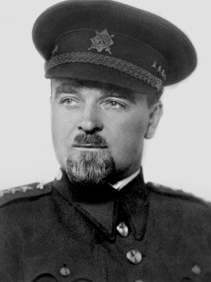 kpt. Karel Pavlík, portrét