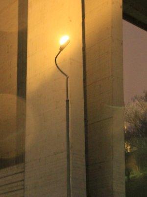 pomník sebevrahům Nuselského mostu (autor fotografie: Milan Polák)