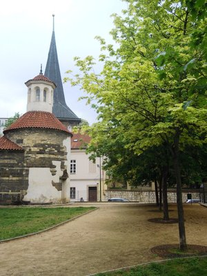 U kaple Sv. Longina (autor fotografie: Dagmar Broncová)