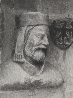 Zakladatel vinic Karel IV. (autor fotografie: MILPO)
