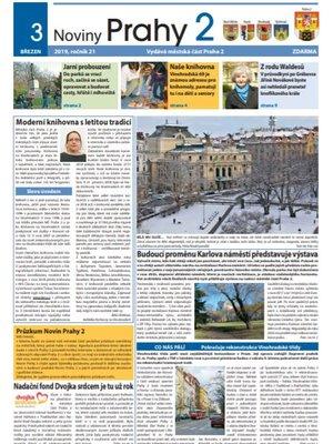 Noviny P2 březen 2019
