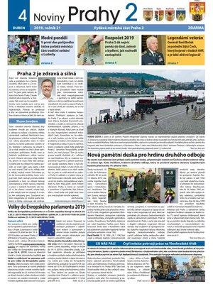 Noviny P2 duben 2019