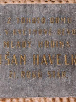 Deska Dušana Havelky