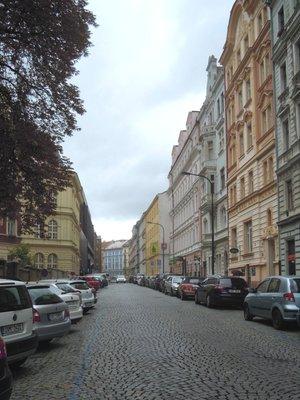Ulice Na Bojišti