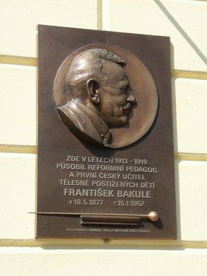 František Bakule (autor fotografie: Milan Polák)