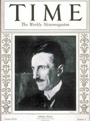 Nikola Tesla (autor fotografie: archiv)