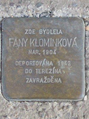 Fany Klomínková (autor fotografie: Dagmar Broncová)