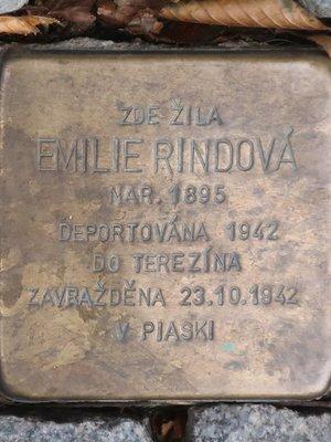 Emilie Rindová (autor fotografie: Milan Polák)
