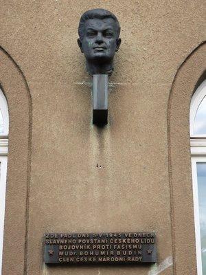 MUDr. Budín (autor fotografie: Milan Polák)