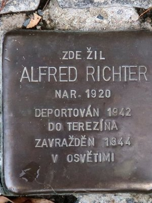 Alfred Richter (autor fotografie: Milan Polák)