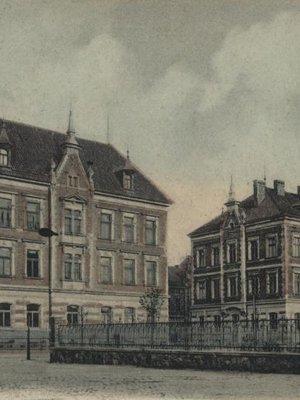Dětská nemocnice na Karlově (archiv MILPO MEDIA)