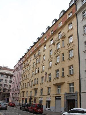 Ladova ulice (Foto Milan Polák, 2020)