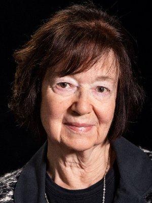 Charlotta Kotíková, zdroj: Paměť národa