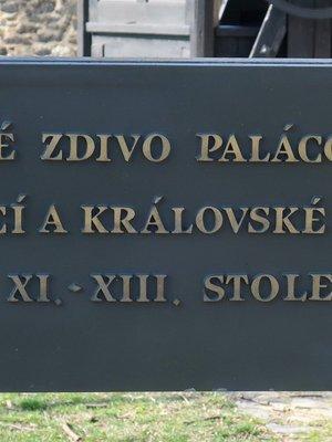 Pamětní deska (Foto M. Polák, 2020)