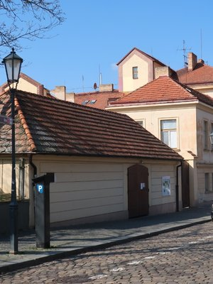 Jedličkův ústav v březnu 2020 (Foto M. Polák)