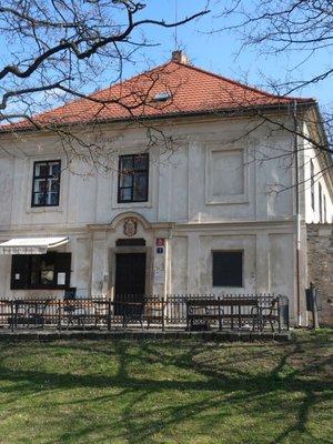 Staré děkanství (Foto M. Polák, březen 2020)