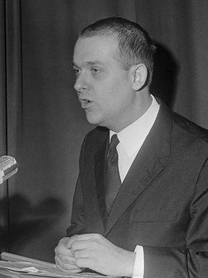 Jan Němec (1967). Autor: Eric Koch / Anefo; – Nationaal Archief, CC BY-SA 3.0
