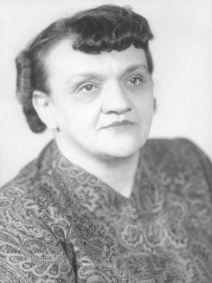 Karla Vobišová-Žáková (archiv)