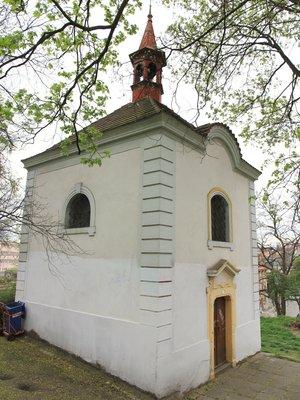 Kaple sv. Rodiny (foto M. Polák)