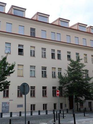 Lauderovy školy po přístavbě r. 2020, Belgická 25, foto M. Polák