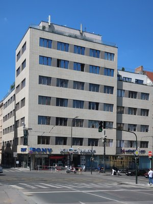 Karlovo náměstí 19 (Foto M. Polák, 2020)