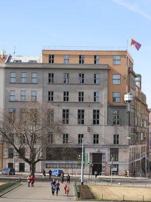 Budova radnice v roce 2018 (Foto M. Polák)