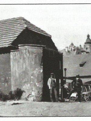 Stará usedlost Šafránka (archiv MILPO)