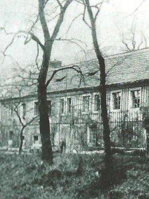 Usedlost Folimanka v roce 1911