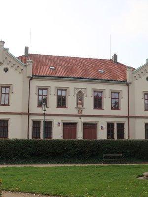 Kanovnická rezidence (Foto M. Polák, 2020)