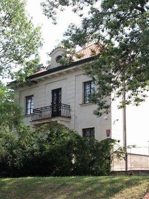 Vikárka v roce 2003 (Foto M. Polák)