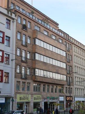 Karlovo náměstí 315/6 (Foto M. Polák, 2020)