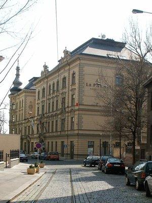 Zvonařka v roce 2007 (Foto M. Polák)