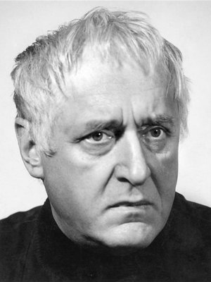 Evald Schorm, foto Archiv Národního divadla