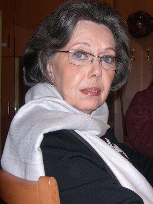 Jiřina Jirásková. Foto H. Singerová