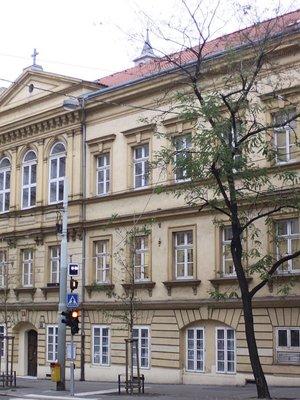 Mariánský ústav, foto P. Líbal