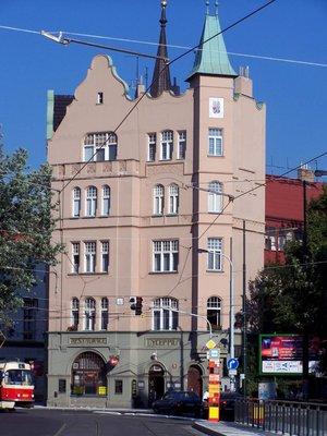 Dům Svobodova 144/4. Zdroj: archiv B. Kovaříkové
