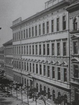 Fotografie J. Vilíma z přelomu 19. a 20. století