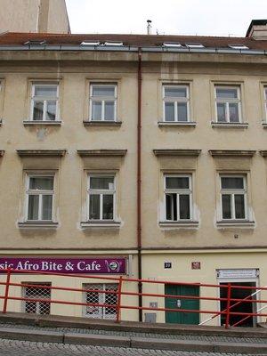 Dům čp. 485 (Foto M. Polák, 2021)