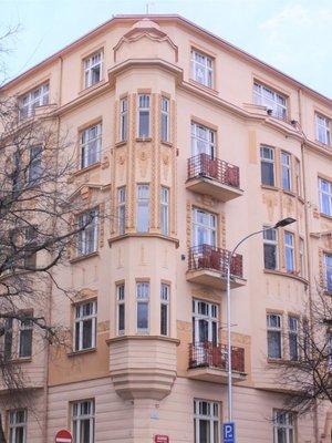 Dům Kladská čp. 1462/3. Foto: P. Líbal