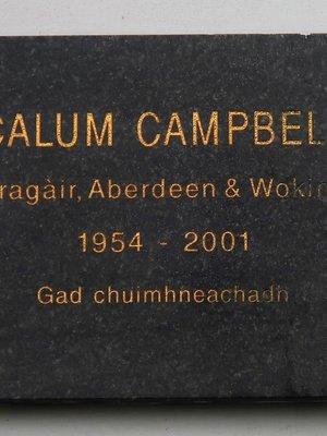 Calum Campbell (Foto M. Polák, 2021)