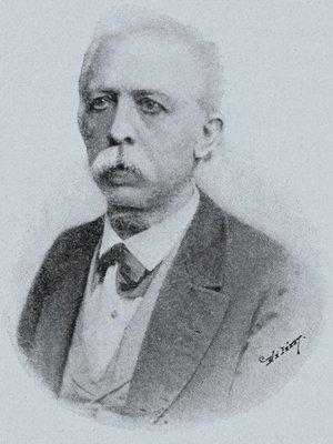 Stavitel Josef Niklas v roce 1874