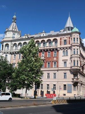 Dům Resslova 1775/1 (Foto M. Polák, 2021)