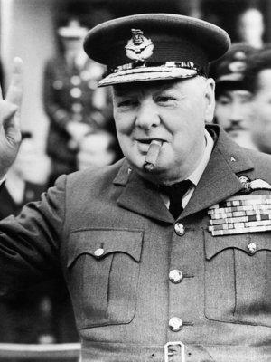 Sir Winston Churchill (Zdroj: internet)