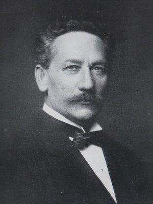 R. Jedlička (Foto: Světozor, 1927)